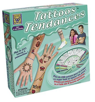 Créative - Tattoos Tendances