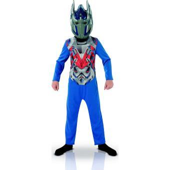 Kit Transformers? Optimus enfant 5 à 7 ans