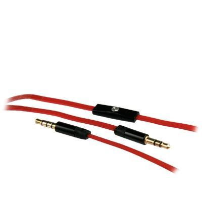 CABLING® Cable audio jack M/M 1m