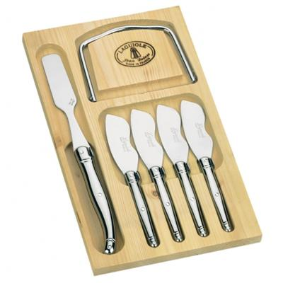 Coffret à foie gras LAGUIOLE Jean Dubost®, 6 pièces