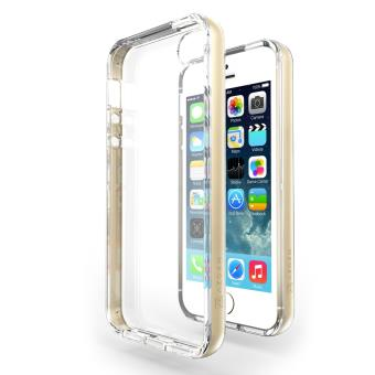 coque iphone 5 en or