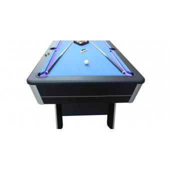 Billard Americain Design billard américain design led 213 x 111 x 78 cm - table de billard