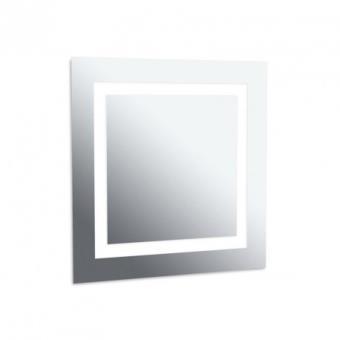 Leds C4 - Miroir carré lumineux salle de bain Reflex IP44 L70 cm