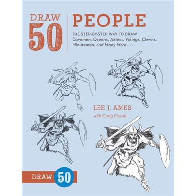 Draw 50 People (Paperback)
