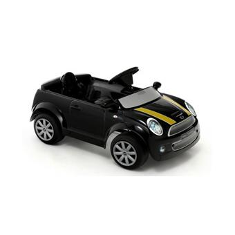 voiture p dales mini cooper s black v hicule p dale achat prix fnac. Black Bedroom Furniture Sets. Home Design Ideas