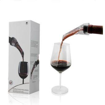 Décanteur À Vin décanteur à vin 2 en 1 : fonction bec verseur - dc3 - achat & prix