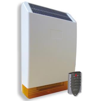 Otio Sirene Extérieur DAlarme Maison Équipements électriques - Alarme maison sirene exterieure