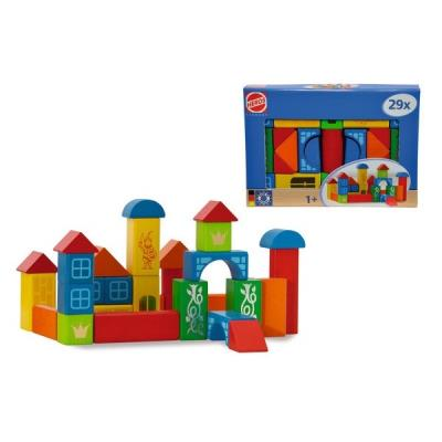 Heros Building Blocks Knights Castle He-24256