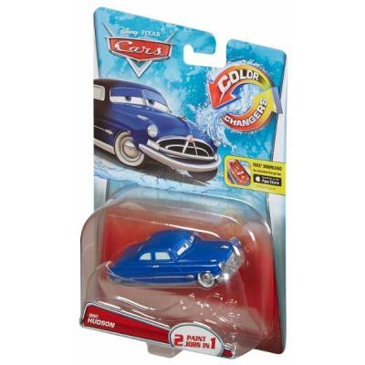 Disney Pixar Cars - Voiture Miniature - Couleur Color Changers - Doc Hudson Mattel Ca-Dhf51