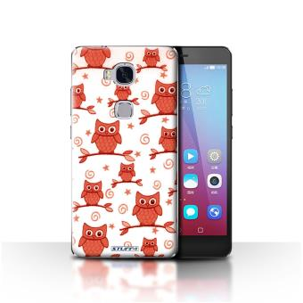 Honor Coque 5x Huawei Rouge kn0wOP8