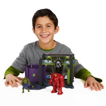 Marvel Avengers-Hulk et Iron Man-NEUF NEUF dans sa boîte-CA 10 Cm Figurine Hasbro