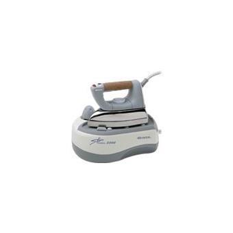 Ariete Stiromatic 2200 - stoomstrijksysteem - sole plate: aluminium
