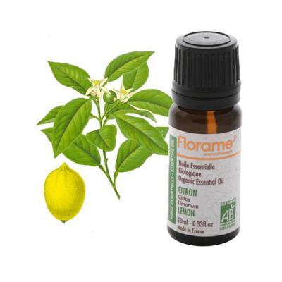 Huile essentielle Bio Citron zeste