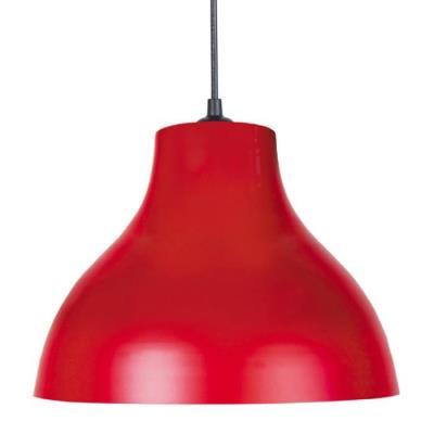 TOSELIA Suspension 29,5 cm métal rouge