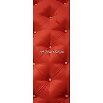 Sticker Frigo Electromenager Deco Cuisine Couleurs 70x170cm Ref 562