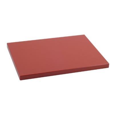 Metaltex 73382035 planche à découper en polyéthylène marron 38 x 28 x 2 cm