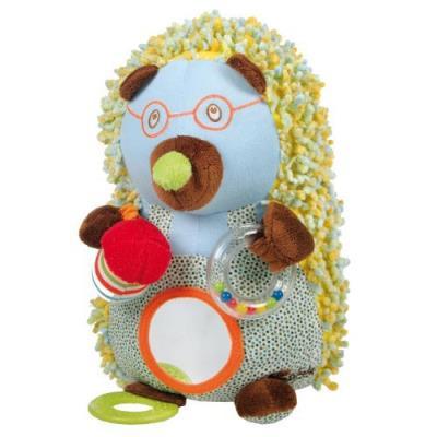 Glouton le hérisson - wooly family