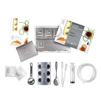Kit Coffret Cuisine Moléculaire Accessoires Additifs DVD - Cuisine moleculaire lyon