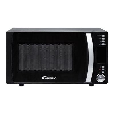 Candy CMXG 25DCB - four micro-ondes grill - pose libre - noir