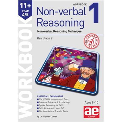 11+ Non Verbal Reasoning Year 4/5