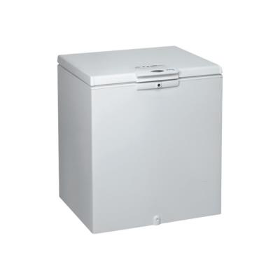 Whirlpool WH2011A+E - congélateur - congélateur coffre - pose libre - 81 cm - blanc