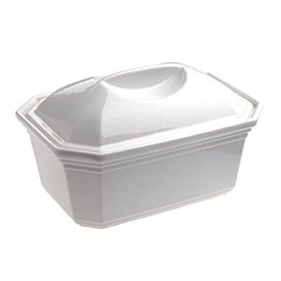 Porcelaine revol blanc*terrin.rect.1kg 19f850n*s