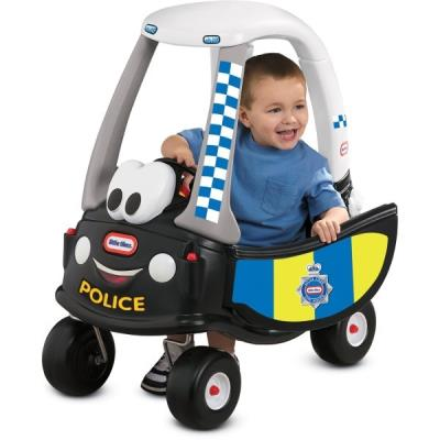 Little tikes cozy coupe patrol car lt-172984