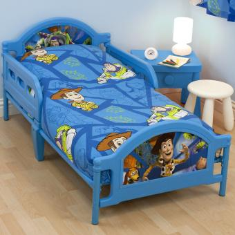 Pack literie toy story disney couette housse oreiller taie matelas drap housse achat - Housse de couette toy story ...