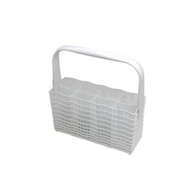 Zanussi zanussi panier à couverts pour lave-vaisselle blanc