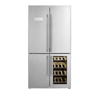 Réfrigérateur Multiportes Beko GNCX Achat Prix Fnac - Réfrigérateur multi portes