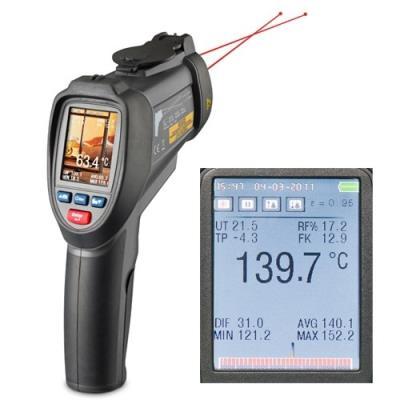 Thermomètre à infrarouges firt 1000 datavision geo fennel 800030
