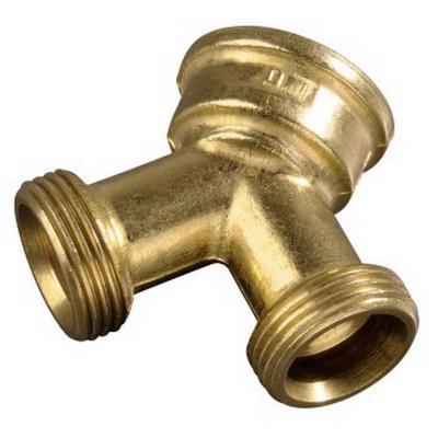 Xavax-raccord y pour tuyau d' arrivée d' eau