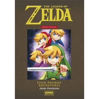 Legend of zelda perfect ed 5-four s