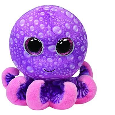 Legs - octopus pink/violett, 12 cm