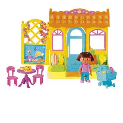 MATTEL - Le marché bilingue de Dora