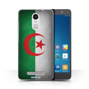 Coque de Stuff4 / Coque/Etui/Housse pour Xiaomi Redmi Note 3 / Algérie  Design / Drapeau Collection
