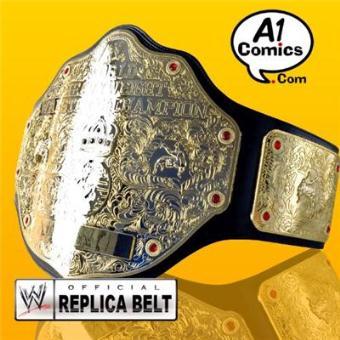 c4eba6b511a8 WWE - Catch - Réplique Originale - Ceinture Champion du Monde de Catch  Poids Lourds - Autres figurines et répliques - Achat   prix   fnac