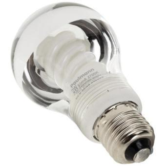 Paulmann - 88079 - Ampoule ESL - 9 W E27 - Calotte argentée Import ...