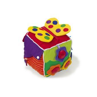 Cube de motricit pour b b josselin cubes achat prix fnac - Un cube dans mon jardin prix ...