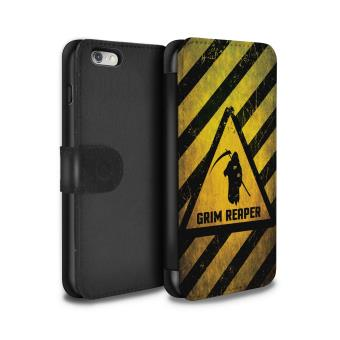 coque iphone 6 faucheuse