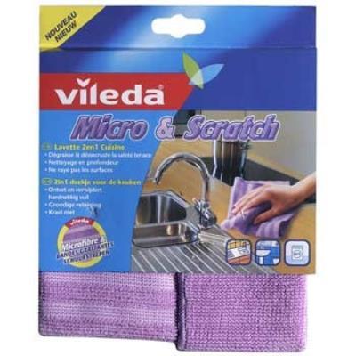 Vileda-micro fibre cloth 2in1 sc