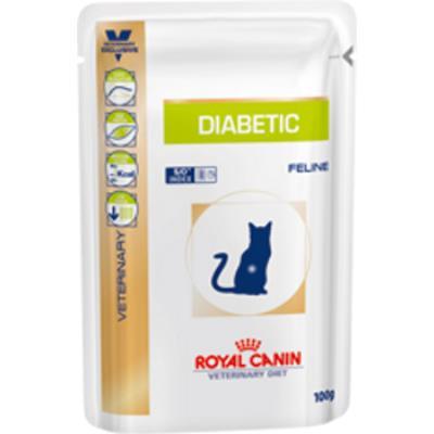 Royal canin veterinary diet - diabetic - 12 sachets