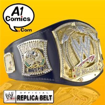 codes promo mode de premier ordre vente usa en ligne WWE - Catch - Réplique Originale - Ceinture Championnat ...