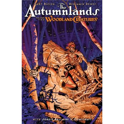Autumnlands Volume 2 Woodland Creatures