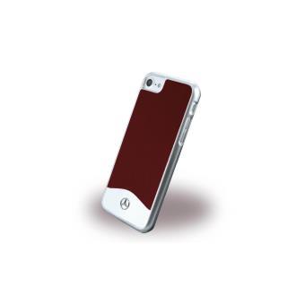 Coque Iphone 6 6s 7 8 Mercedes Wave I Bordeaux