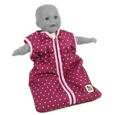 Bayer Chic 2000 792 29 Sac de couchage pour poupées - Mûre
