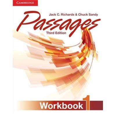 Passages Level 1 Workbook 3Ed