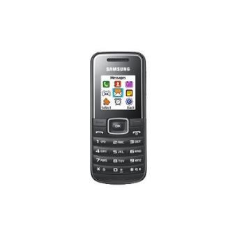 Téléphone GSM SAMSUNG E1050 NOIR