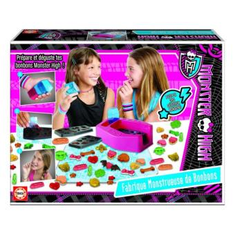 educa borras 15644 jeu d 39 imitation cuisine la monstrueuse fabrique de bonbons monster. Black Bedroom Furniture Sets. Home Design Ideas