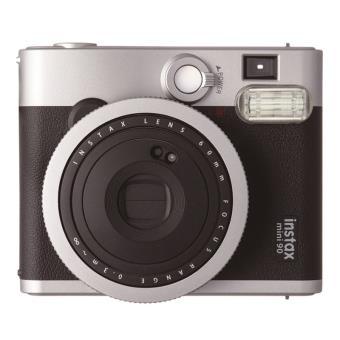 Appareil photo instantané Fuji Instax mini 90 Neo classic noir et silver 6b7122632dd4